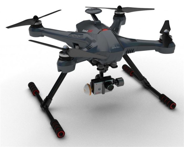 FPV Quadcopter Drone With Camera Visit Our Site For The Latest News On