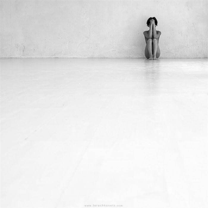 White silence by Pavel Tereshkovets, 2012