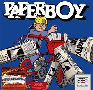 Paperboy (NES 1988)Plays Computers, Computers Games, International Newspaper, Childhood Memories, Fav Games, Games Central, Games Boards, Electronics Games, Nintendo Games