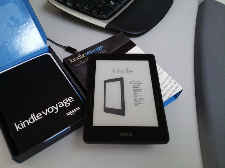 Christmas Giveaway:  3G Kindle Voyage