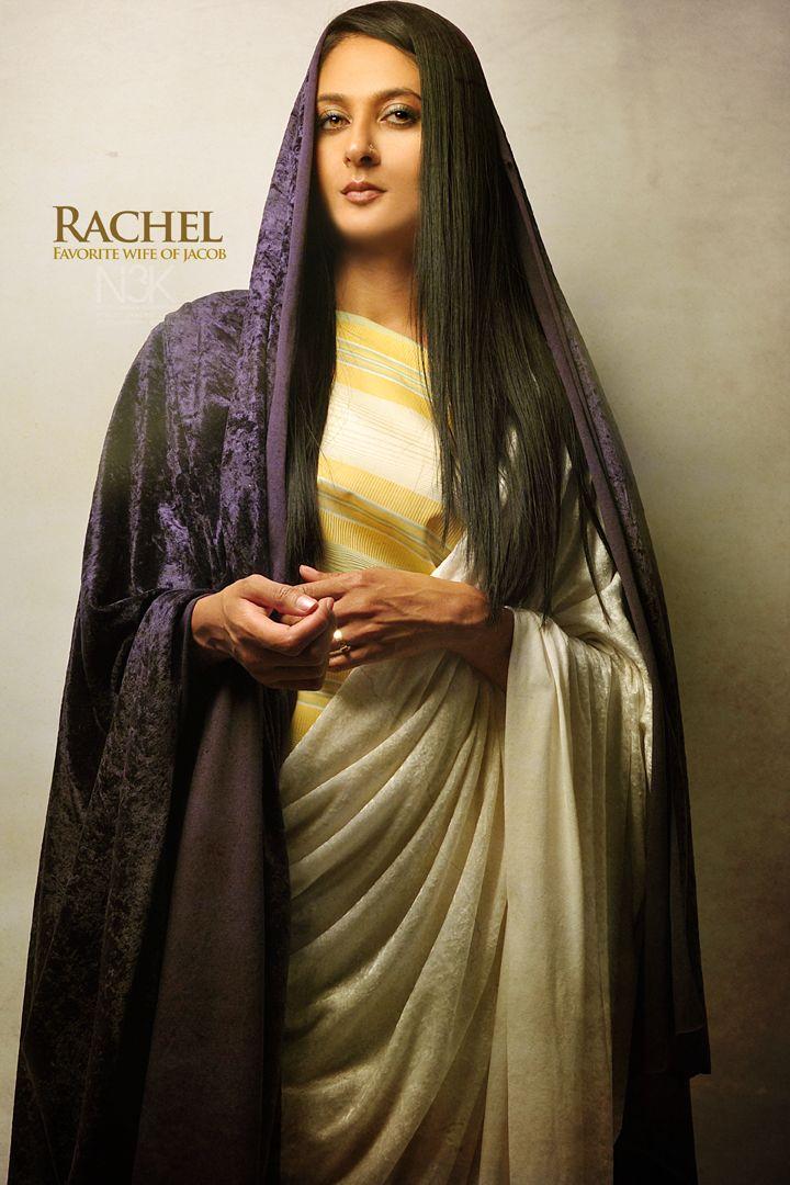 icons of the bible rachel