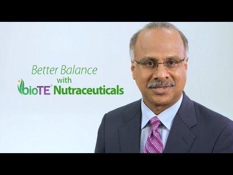 BioTE Medical's Dr DeSilva Discusses Iodine Nutraceuticals - YouTube