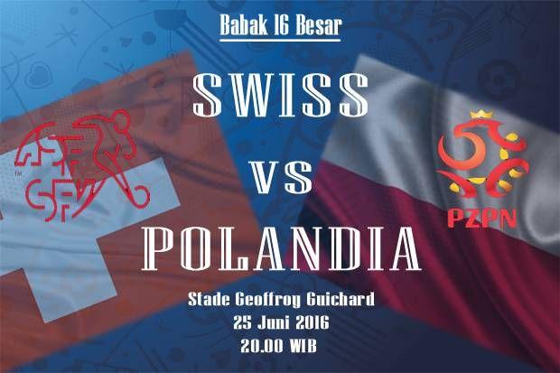 Polandia Percaya Lewandowski,Swiss andalkan seferovic