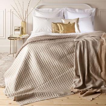 Metal Stripes Bed Linen - Bed Linen - BEDROOM - Poland