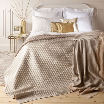 Metal Stripes Bed Linen - Bed Linen - BEDROOM - Poland