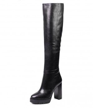 Зимние сапоги на высоком каблуке из натуральной кожи. #MarioMuzi #shoes #style #fashion #comfortable #women #for_girls #lady #pretty #beautiful #casual #2016 #autumn #fall #winter #onlineshop #shopping #sale #Kharkiv #Kharkov #Ukraine #Lviv #Dnepropetrovsk #Odessa #МариоМузи #обувь #женская_мода #женская_обувь #женские_туфли #босоножки #интернет_магазин #шоппинг #осень #зима #Харьков #Львов #Днепропетровск #Одесса #сапоги #ботинки