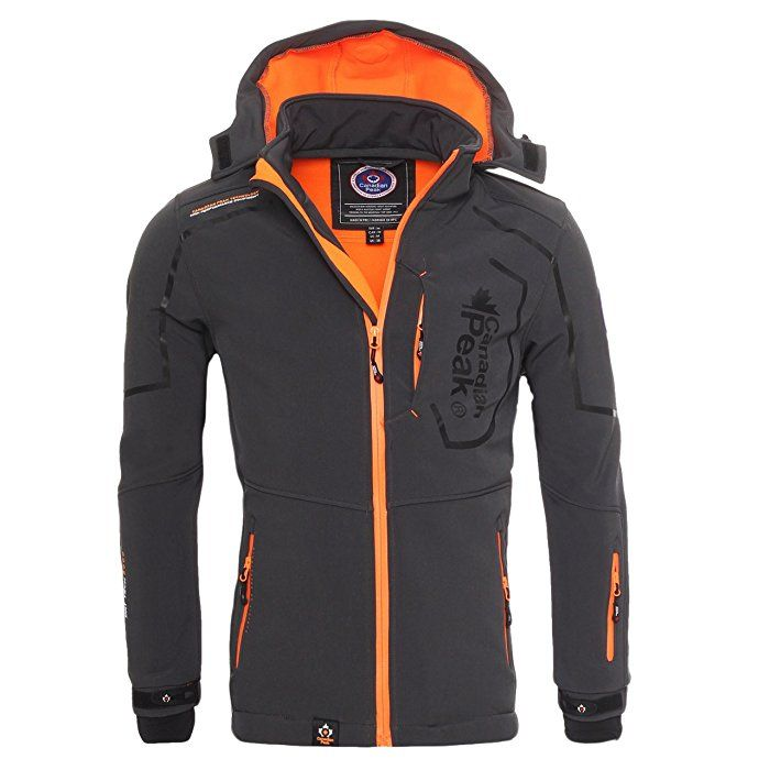 Canadian Peak by Geographical Norway Triyuga Men's Outdoor