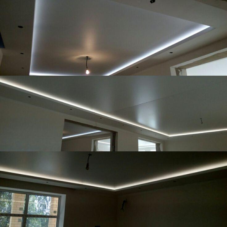 Светодиодная подсветка потолков