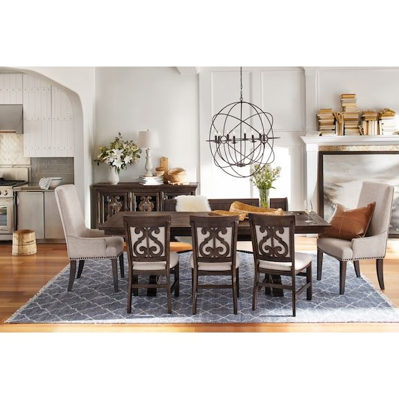 Charthouse Rectangular Dining Table | Dining table, Dining ...