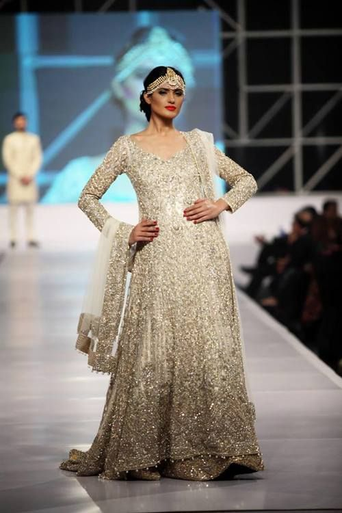 Outfit by: Faraz Manan. Pakistani wedding dress, pakistani wedding, Pakistani fashion