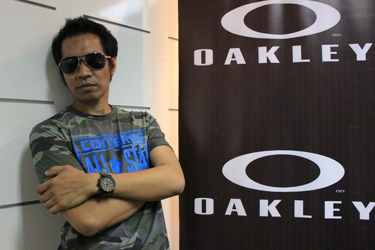 Ridho Slank with Converse Indonesia & Oakley Indonesia