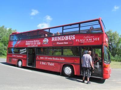 Der Rote Doppeldecker-Bus