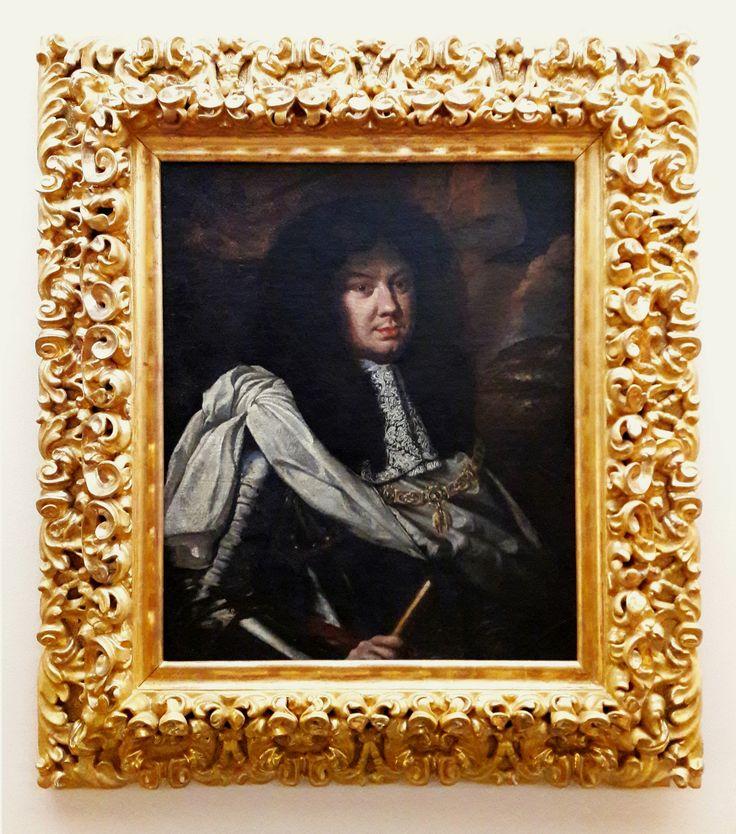 Portrait of Michael Korybut Wiśniowiecki by workshop of Daniel Schultz, ca. 1670, Muzeum Pałacu Króla Jana III w Wilanowie