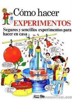 experimentos divertidos para niños pdf - Buscar con Google