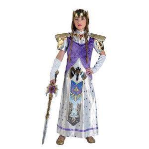 Πριγκίπισσα Zelda στολή για κορίτσια από τη Θρυλική χωρά του Λυκόφως