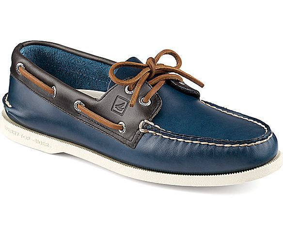 Authentic Original Cyclone Leather  Eye Boat Shoe