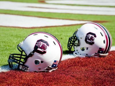 University of South Carolina: South Carolina vs. East Carolina, Football. Photo at Art.com