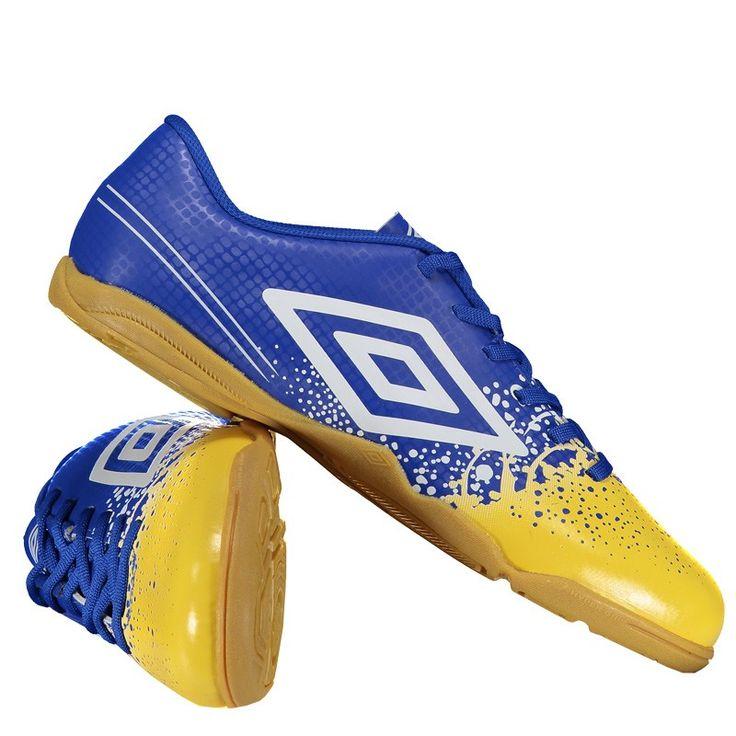 Chuteira Umbro Wave Futsal Azul Somente na FutFanatics você compra agora Chuteira Umbro Wave Futsal Azul por apenas R$ 119.90. Futsal. Por apenas 119.90