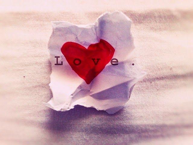 Amor é quando fazemos do nosso mundo uma única pessoa.