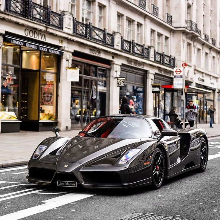 Carbon Ferrari Enzo Travel In Style