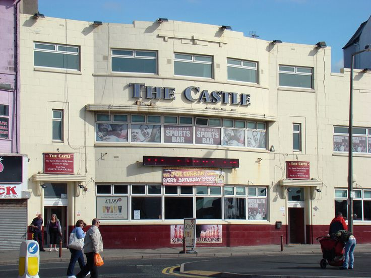 The Castle In Blackpool Lancashire
