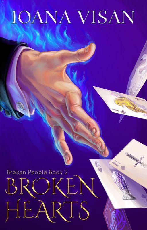 Broken Hearts (Broken People #2), September, 2015  http://www.amazon.com/dp/B014G39TB2