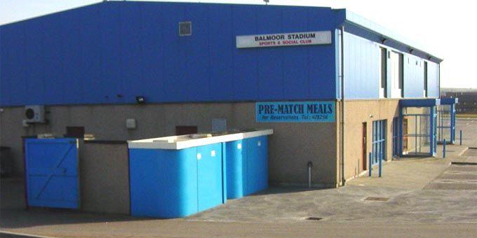Balmoor Stadium, Peterhead FC