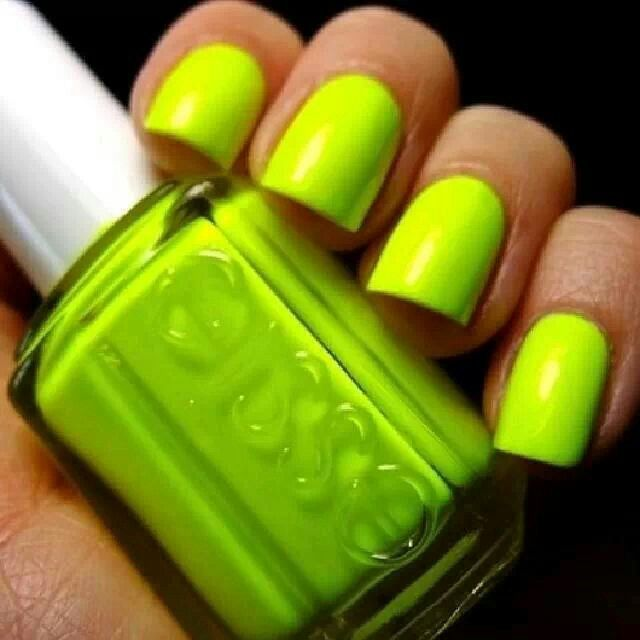 17 best Neon nail polish images on Pinterest
