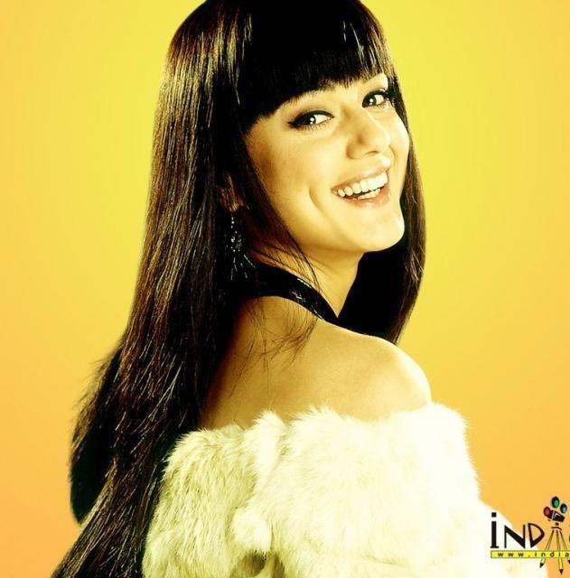 Прити Зинта (Preity Zinta)
