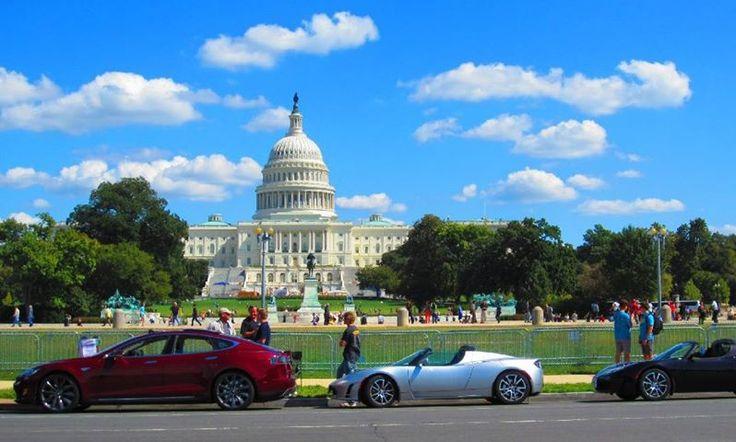 Tesla, Washington DC