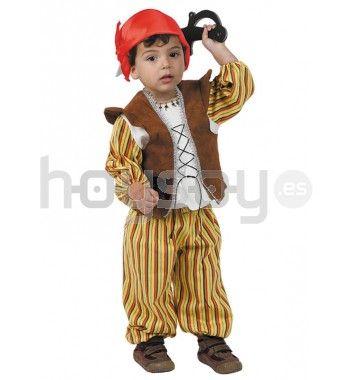 Divertido #disfraz de #pirata para #niño #carnaval #disfraces