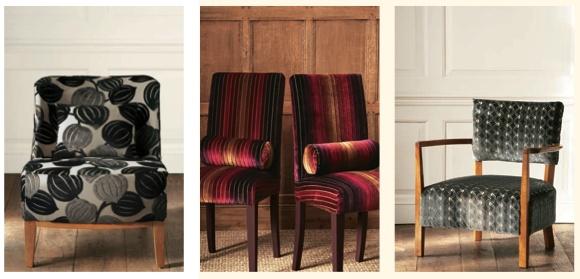 Sanderson fabrics #Sanderson #Decoracion #Tapizado #Tapizados #Upholstery #Muebles #Butaca #Estampado #butacaSanderson #Butacacalidad #Butacaestampado #Estudioestilo