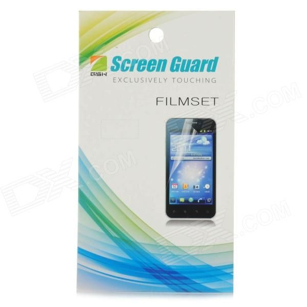 Quantity: 1 Piece; Color: Transparent; Material: PET; Compatible Models: Sony LT25i; Screen Type: Matte; Other Features: Protects your device screen from scratches and dust; Packing List: 1 x Screen protector; 1 x Cleaning cloth; http://j.mp/1v33XoI