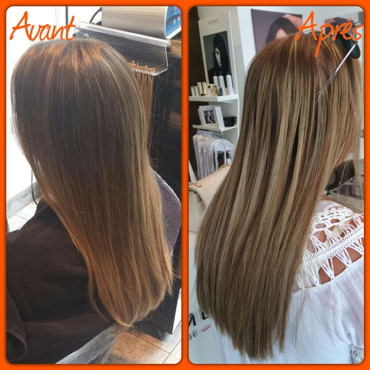 Hair #extensions Great Lengths with #keratin by Eleonora for #ericzemmourmonacoII Before&After 💥  #ericzemmour #monaco #montecarlo #hair #extension #extensionspecialist