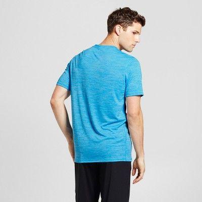 Men's Big & Tall Premium Tech T-Shirt - C9 Champion - Hydro Blue 3XBT