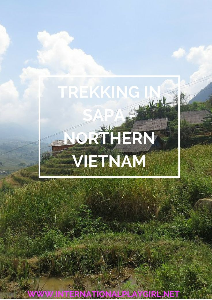 Trekking in Sapa in Northern Vietnam is a must do for any backpacker travelling in South East Asia! Hike through the rice paddies, stay in a homestay, and get a glimpse into the life of the minority tribes in Vietnam.