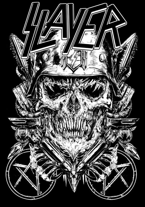 92 best images about slayer on pinterest behance music wallpaper and thrash metal. Black Bedroom Furniture Sets. Home Design Ideas