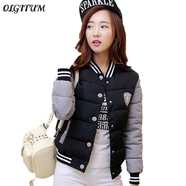 >> Click to Buy << HOT!2016 New winter coat women down female parkas Women's winter jacket winter jacket women Korea fashion uniform warm jackets  #Affiliate
