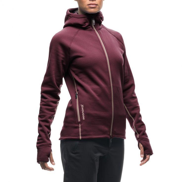 Power Houdi / Frauen / Fleece- und Mid Layer - Houdini Sportswear