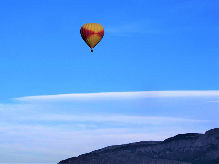https://flic.kr/p/21WYFi3 | Hot air balloon | Hot air balloon flight in Albuquerque, New Mexico.