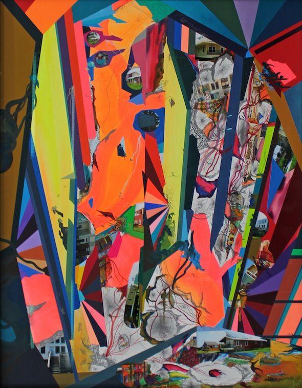 Franz Ackermann #franzackermann #art