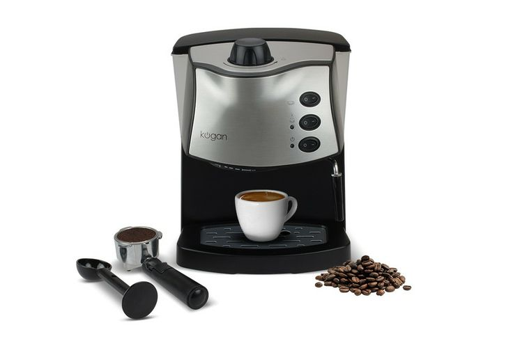#espresso #cappuccino #latte Wake up to a delicious espresso every morning. Create cappuccinos, macchiatos and lattes with the high pressure steamer. Get your Espresso Coffee Machine now for only $65 plus Free Shiping. Limited Time Only at http://mother-gifts.net/mother-gifts-discounts-and-promotions