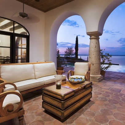 Spanish Style Enclosed Patio Design, Pictures, Remodel, Decor And Ideas    Page 5