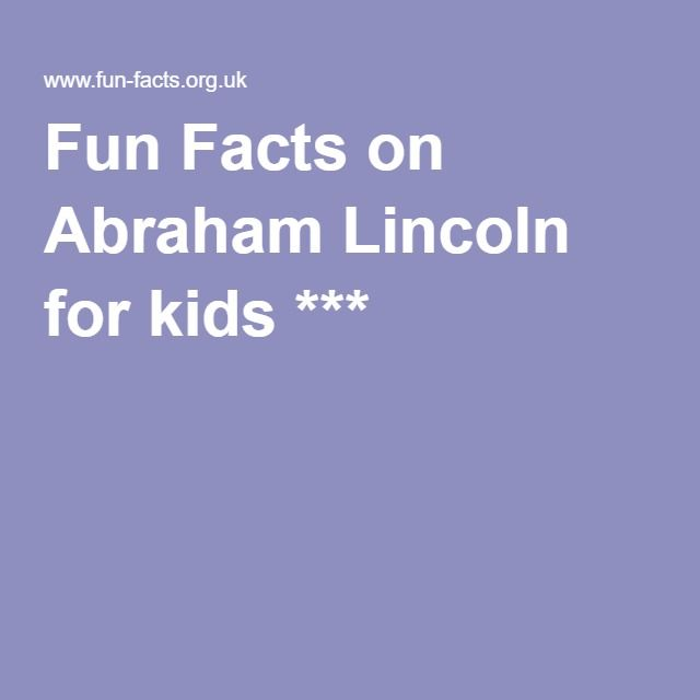 a study of the life and administration of abraham lincoln He also has a master of business administration degree from  his other civic interests include historic preservation and the study of abraham lincoln  life.