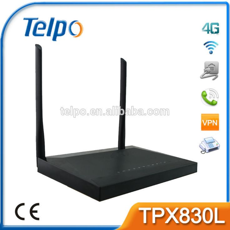 Telpo TPX820 4G Wireless Router WIFI Access Point