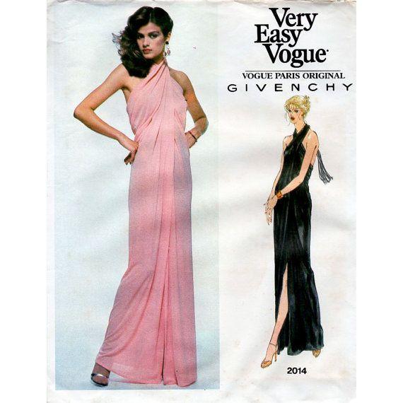 halter neck dress sewing pattern | ivo hoogveld