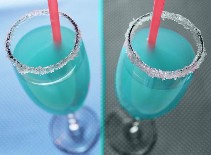 as adding Blue Raspberry Kool Aid to your favorite classic lemonade ...