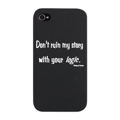 Castle: Don't Ruin My Story iPhone Snap Case Castle TV show  $24.50