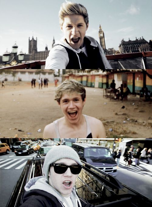 Niall in One Way Or Another