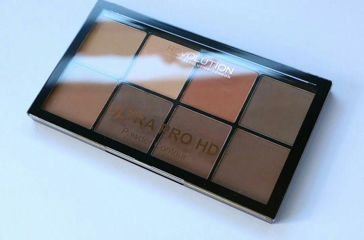 Makeup Revolution Pro Powder Contour HD Palette
